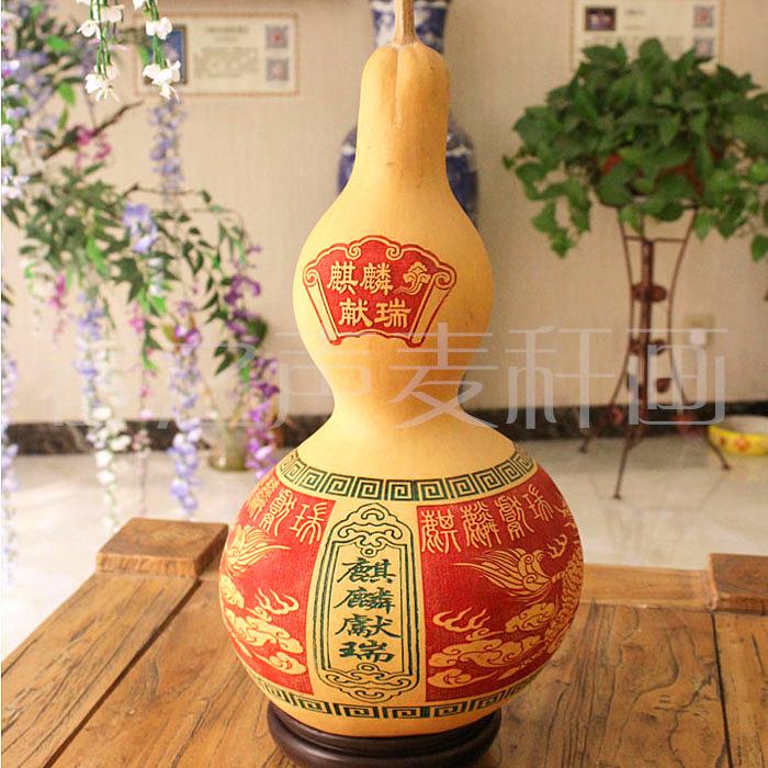 民间手工艺品大号雕刻葫芦